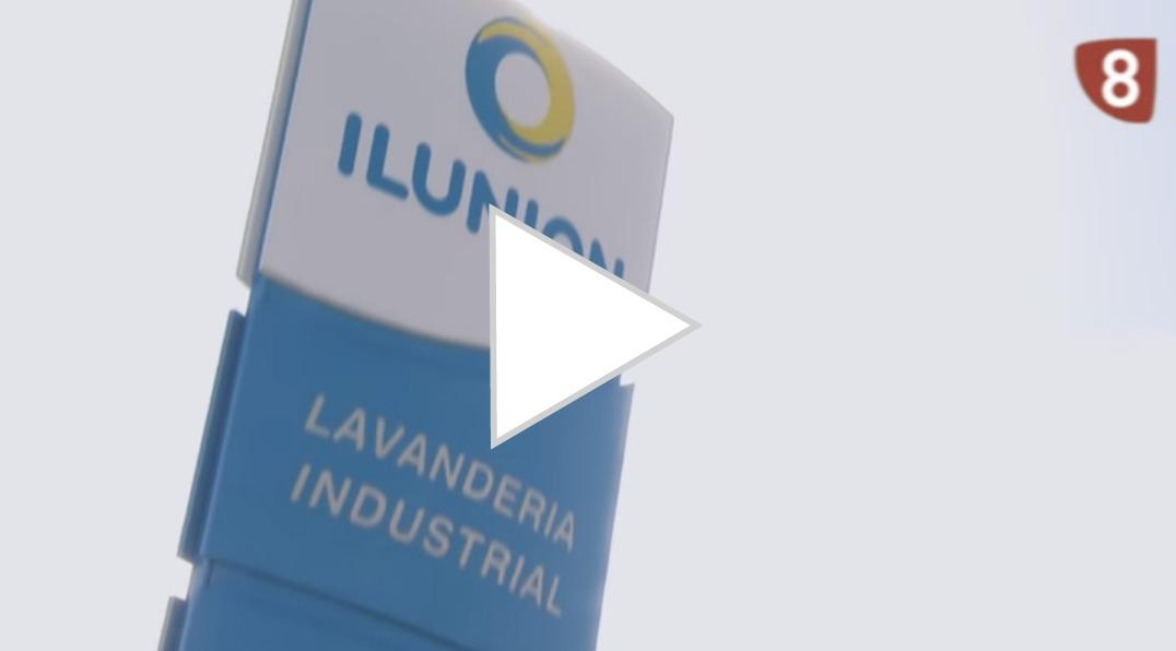 Captura de la emisión del reportaje con un triángulo en el centro indicando que es un video, enlazado al reportaje