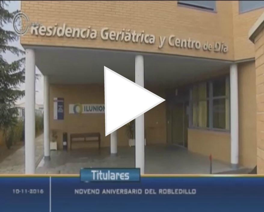 PORTADA Captura de la emisión del reportaje con un triángulo en el centro indicando que es un video, enlazado al reportaje