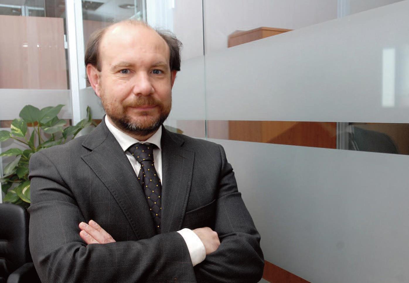El director de RRHH de ILUNION y Fundación ONCE, Juan Carlos Rodríguez Romero