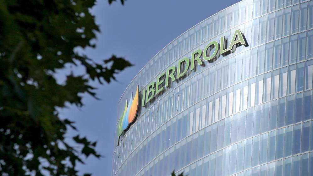 Imagen del edificio de Iberdrola
