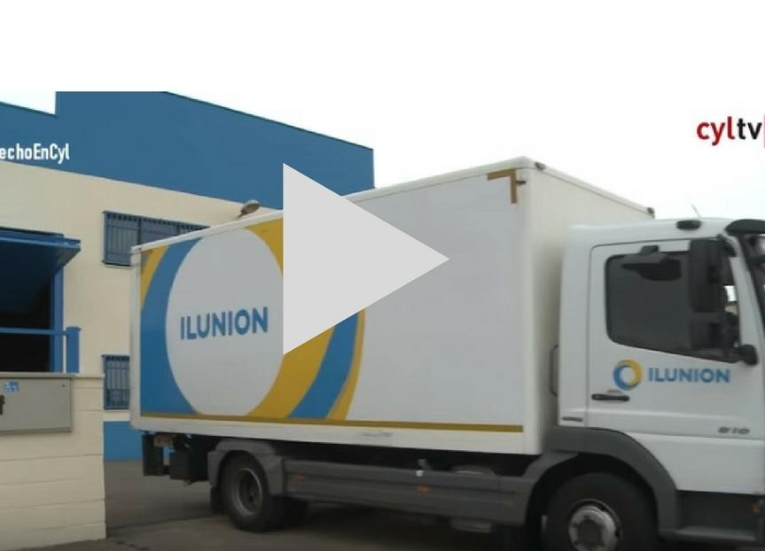 """Un momento del reportaje del programa """"Hecho en Castilla y León"""" de Castilla y León TV"""