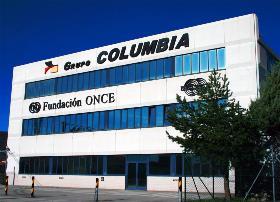 Imagen de la sede de Columbia