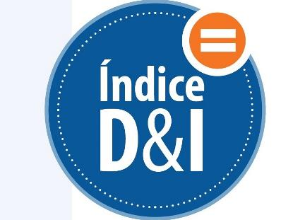 Logo ÍNDICE D&I (DIVERSIDAD)
