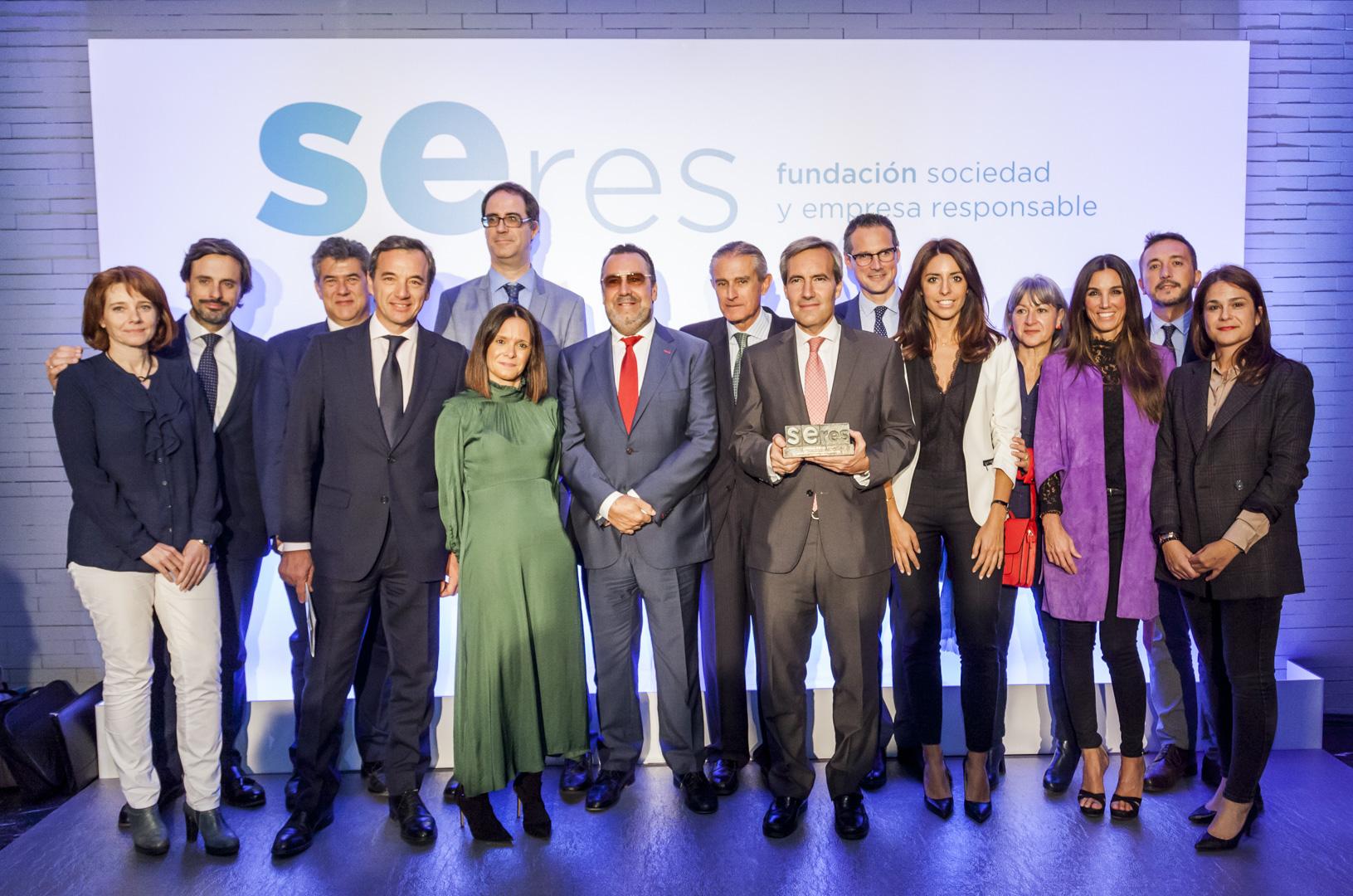 Premios SERES a ILUNION Hotels