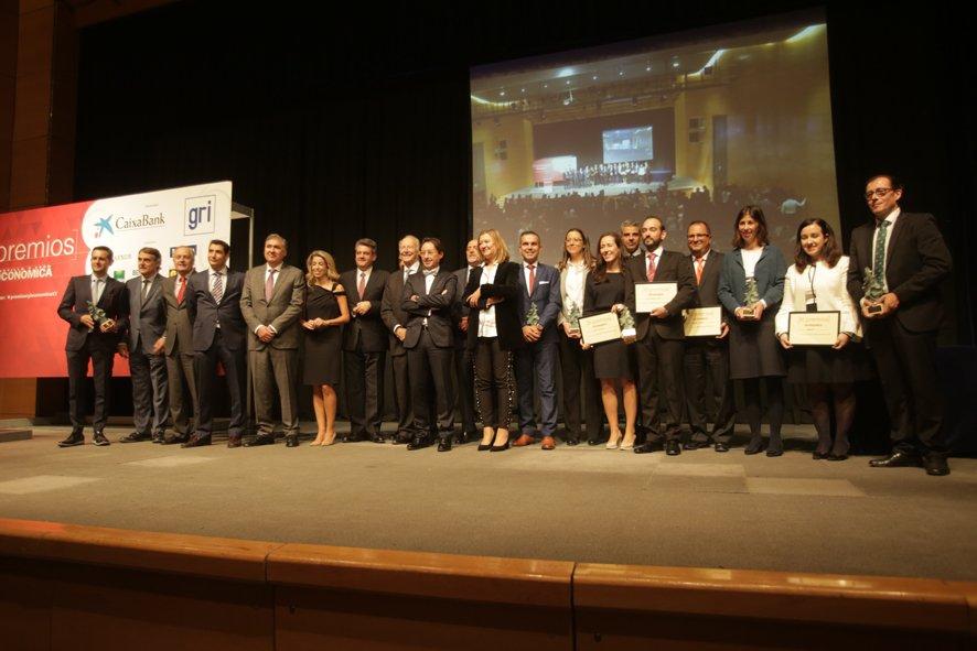Premios Castilla y León Económica