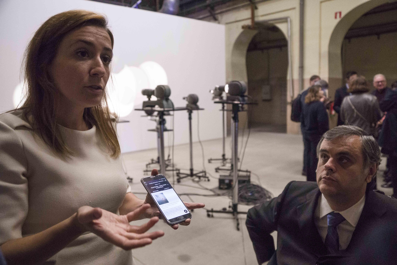 ILUNION desarrolla Amuse, Amuse, una innovadora aplicación interactiva y accesible para recorrer museos