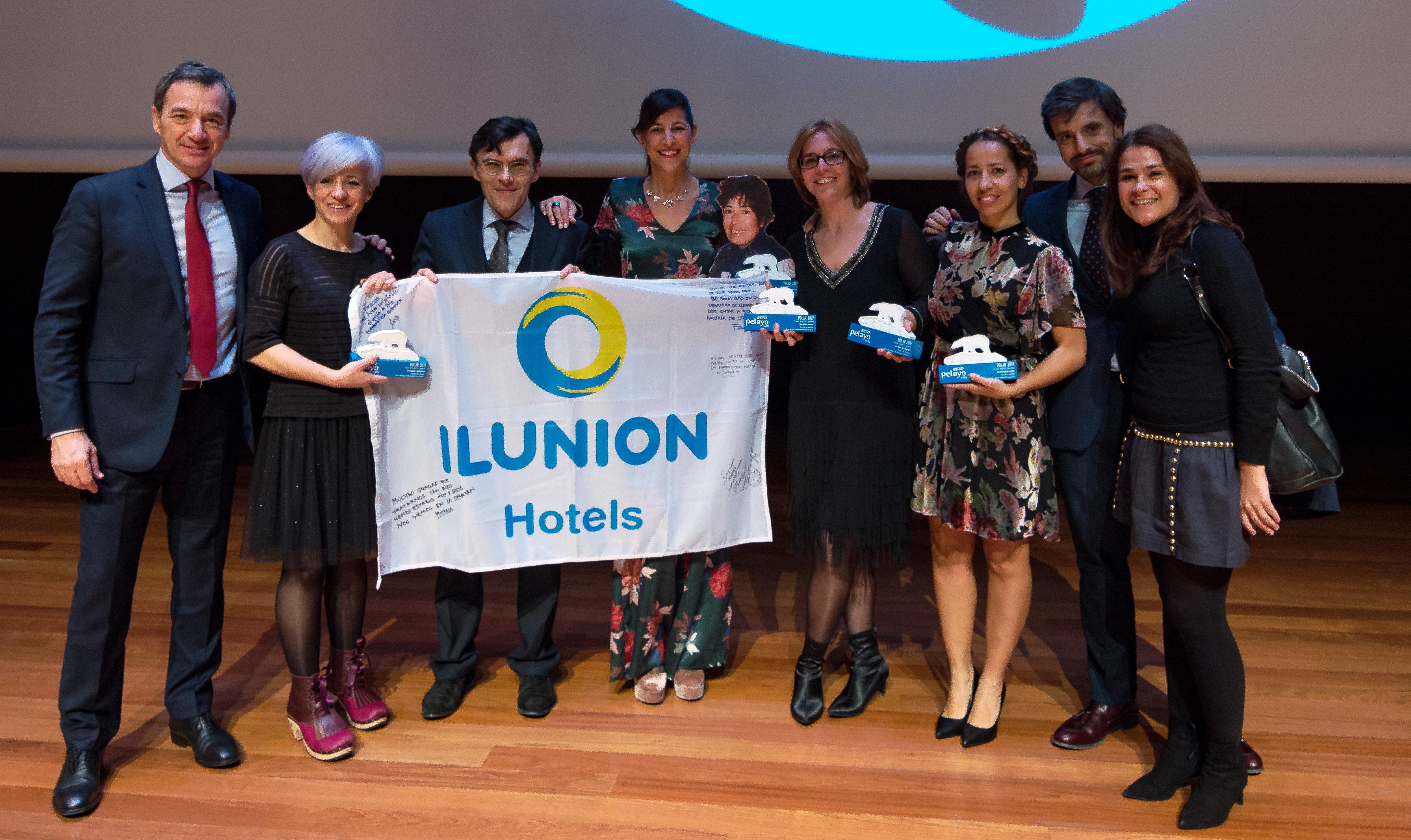 ILUNION Hotels, copatrocinadora del 'Reto Pelayo Vida Polar 2017'