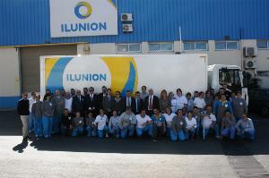 El consejero de Sanidad de la Región de Murcia, en nuestra lavandería industrial de Cartagena